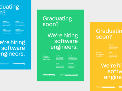 Engineering Recruitment Posters hiring type posters