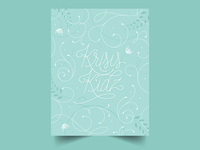 Lettering Commission - Krisis Kidz