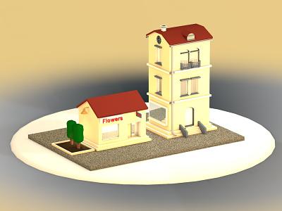 lowpoly modeling sketch illustrator illustration symbol script design app dmax cinema4d creativity creative modeling model lowpoly design art dribbble desktop drawing designs design