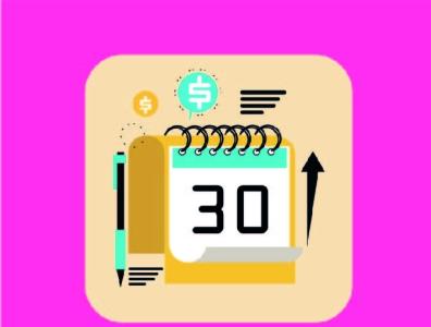 calendar planing budget