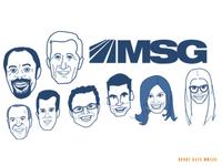MSG Knicks Crew