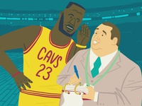 Complex - The Lebron Whisperer Brian Windhorst