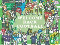 CBS Sports - Welcome Back Football 2015
