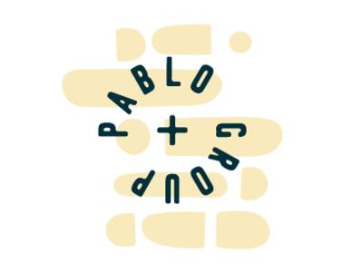Pablo Group Identity w/ brand pattern