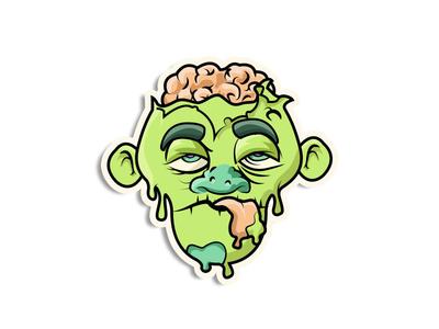 Brain Dead Zombie