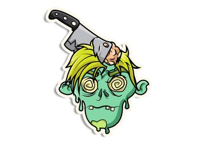 Cleaver Zombie