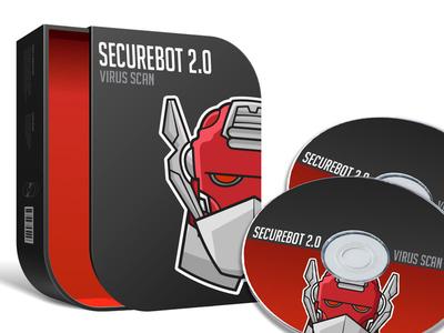 Securebot Package Design