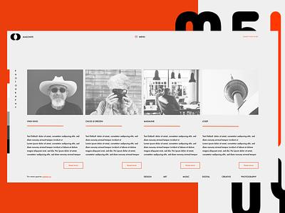 Masonite clean branding app rebound minimal website typography web design ux ui