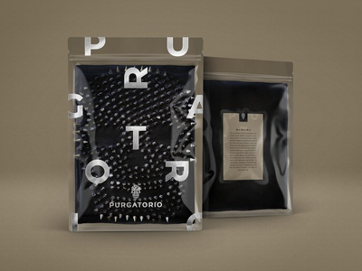 Purgatorio Packaging