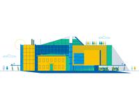 Hospital Buildings - 02