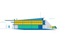 Hospital Buildings - 013