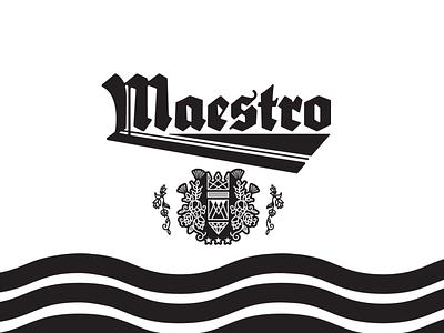 Maestro ornate german can lager vienna brewery beer maestro