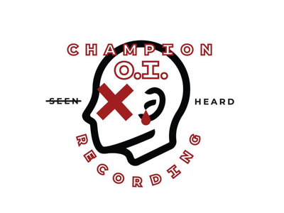 Champion of Idiots Recording Studio gig recording music logo
