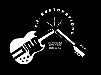Cf restorations shirt luthier music sg shirt guitar