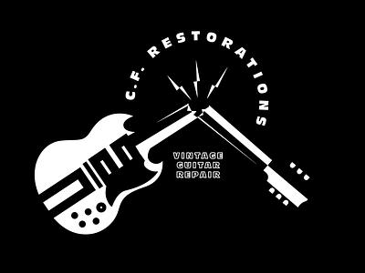 Cf restorations shirt luthier music sg shirt guitar