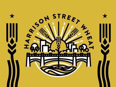 Harrison Street Wheat
