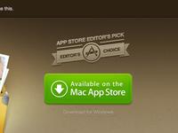 App Store Editor's Pick