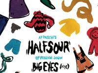 Halfsour Flyer