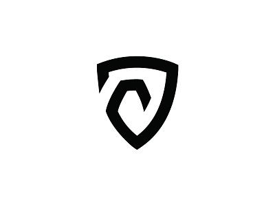 JA monogram icon shield a j illustrator logo monogram