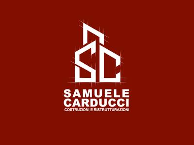 Logo Carsucci Samuele Costruzioni logos design logotype logo design logo