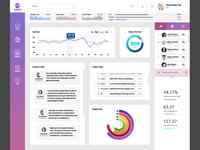 Saas Dashboard [Desktop]
