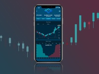 CryptoCurrency Exchange App UI