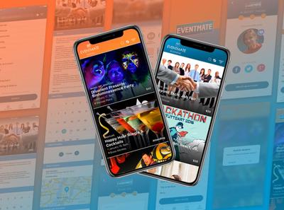 EventMate Mobile App