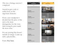 Apartment Listings