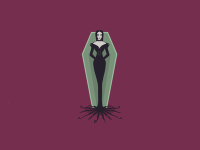 36 Days of Type addamsfamily 1