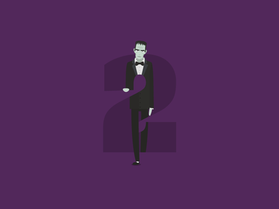 36 Days of Type addamsfamily 2