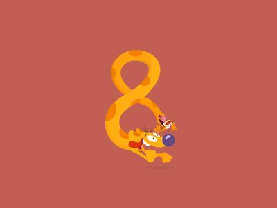 Catdog number 8