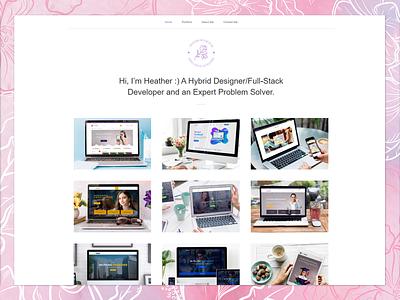 creativ.me web design
