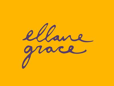 Personal Logo Brand branding logo illustration design