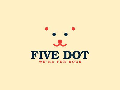 Pet Shop Logo minimal clean vector branding creative illustration type design shop pet dog logo