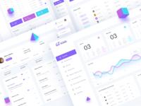 Wytcote Technologies Webapp Dashboard UI