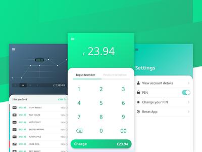 Payment Portal UI card design ios 11 ios ui wallet emoney finance payments fintech