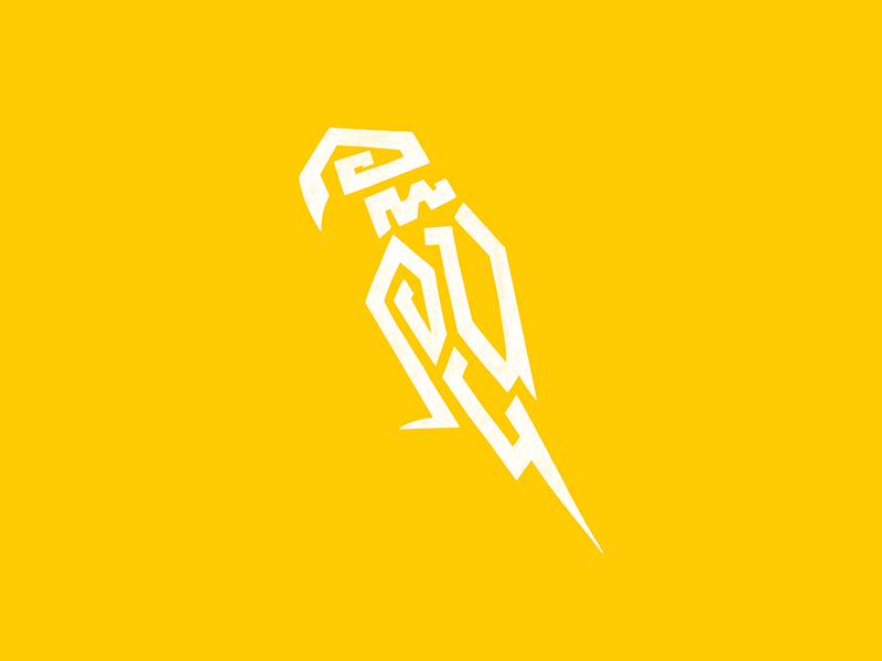 Parrot by Maria Gevorgyan on Dribbble