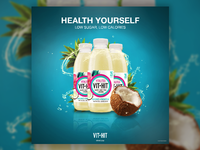 Vit Hit Vitalitea Advertisement
