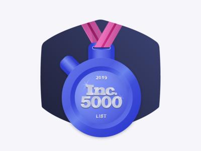 2019 Inc 5000 List