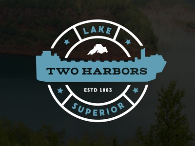 Two Harbors Ore Boat