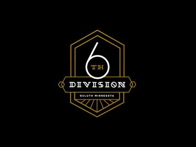 6th Division Logo