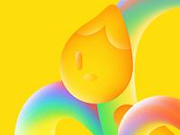 It's a double rainbow! Details