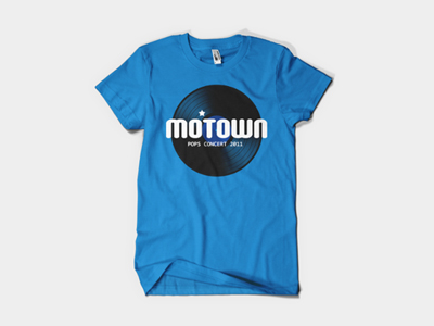 Motown Concert T-shirt motown irv briscoe irving totino grace high school shit t-shirt design
