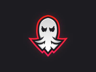Ghost Mascot
