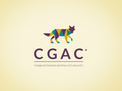 CGAC management manager triangles wolf cultural artistic art culture college