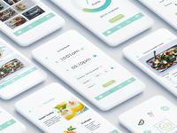 Organica Food Delivery App