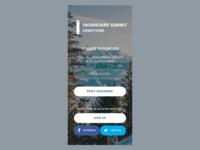 Snowboard Summit Conditions - Forgot Password