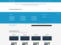WPExplorer - Themes Filter