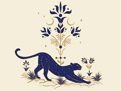 Celestial Leopard