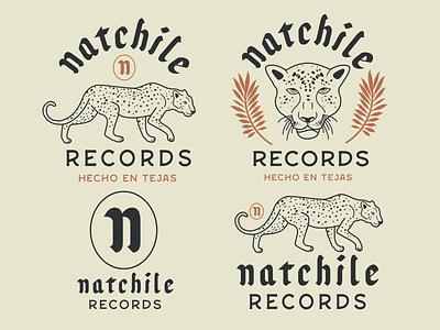 Natchile vector art badge design illustration branding design atx illustrator logo graphic design